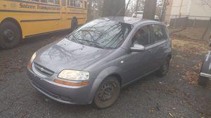 2007 Chevrolet Aveo 135k miles perfect