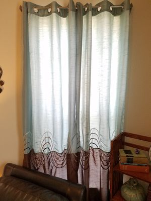 Set of 6 curtains