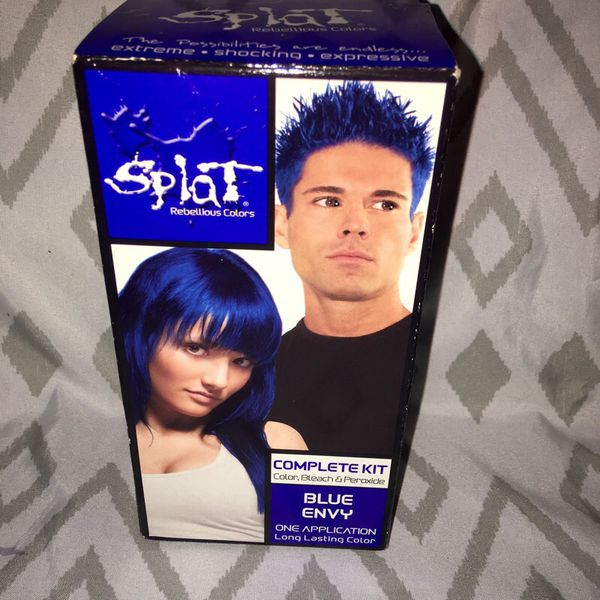 Splat Color Hair Dye Blue Beauty Health In Chandler Az Offerup
