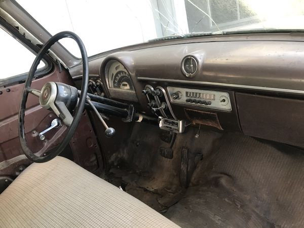 1953 ford customline sedan 4 door parts car cars trucks for 1953 ford customline 4 door