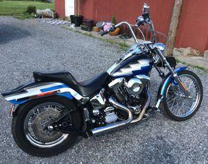 97 Harley custom paint