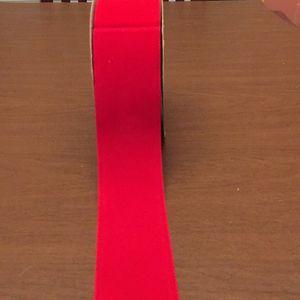 Red Velvet Florist Ribbon