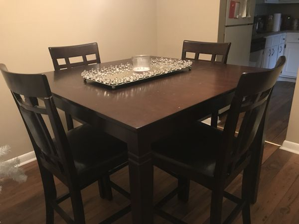 Dining Table High Top With Chairs Furniture In Johnson City TN
