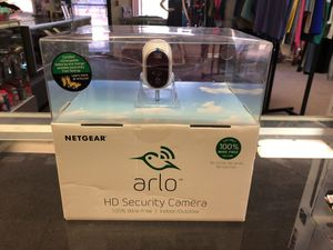 Arlo hd security camera