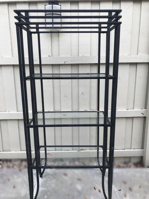 Four tier shelf