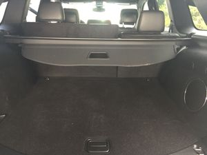 Jeep Cherokee Trunk Security Shade Cover