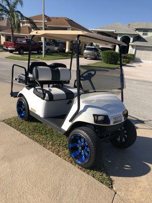 2017 ez go txt gas golf cart car