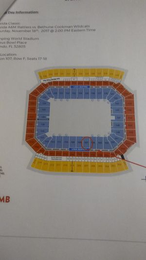 Florida classic tickets