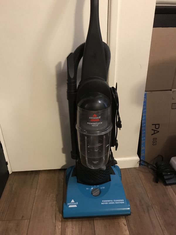 Bissell Powerforce Helix Vacuum Cleaner Appliances In