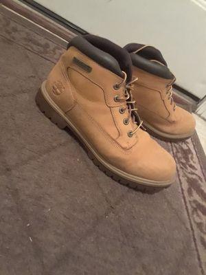 Timberland Boots Size 10 Men Tan