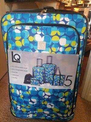 Travel Quaters Luggage Set