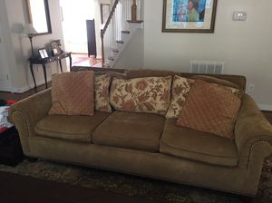 2 Matching Lexington Brand Sofas