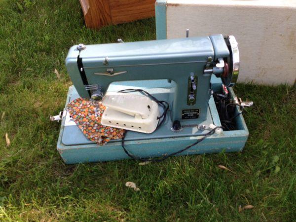 montgomery wards sewing machine