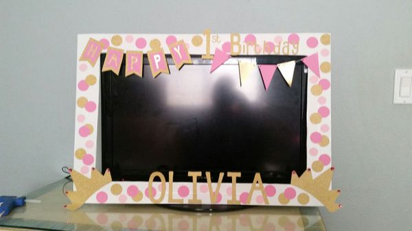 photo booth frames and more