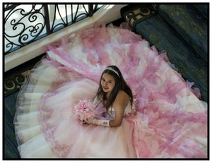 Sweet 16 or quinceañera