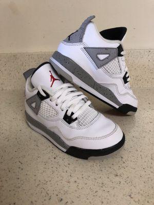 Jordan shoes size 12C.