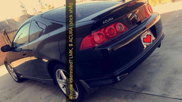 acura 2006 rsx type s cars trucks in bell gardens ca