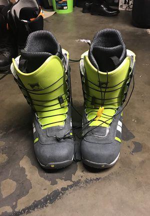 Size 10 Burton Snowboarding Boots
