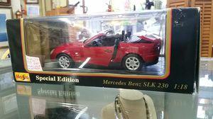 1996 Mercedes Benz SLK 1:18 Maisto