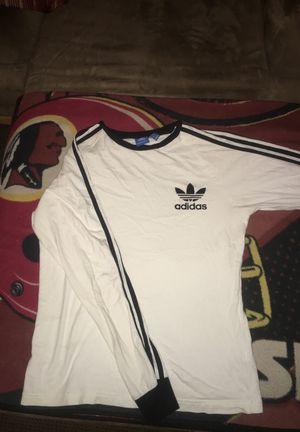 Adidas Long Sleeve White