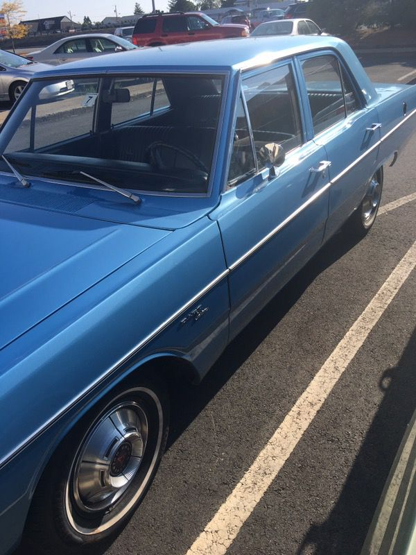 1971 dodge dart completely restore from top to bottom Only 88,000 ...