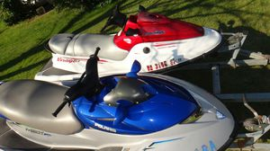 Jet ski Polaris msx150 & Virage direct injection