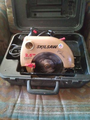 Classic Skillsaw asking 35 dollars firm