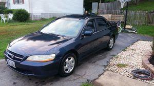 1998-2002 Honda accord sedan parts