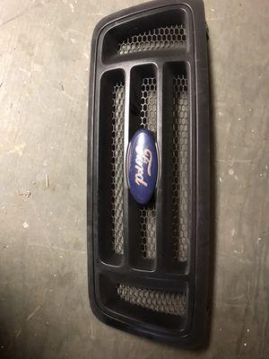 Frente de una Ford 150