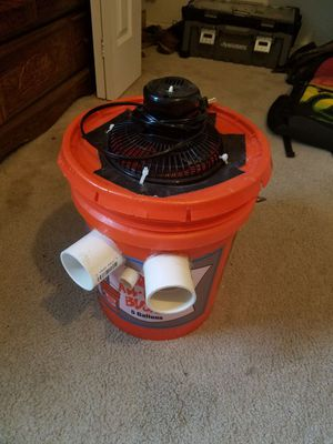 A/C bucket