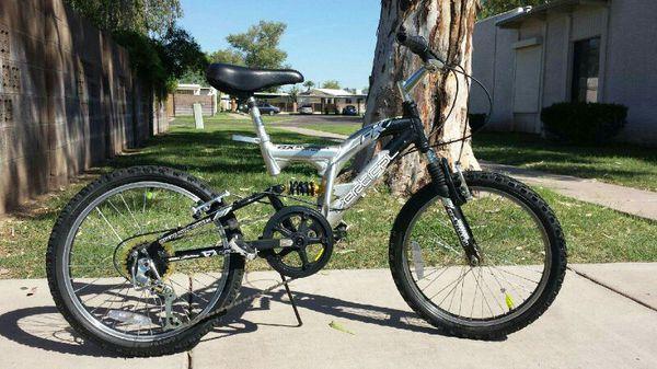 Vertical Bike 20 For Kids Pk7 2x Aluminum Suspension 35
