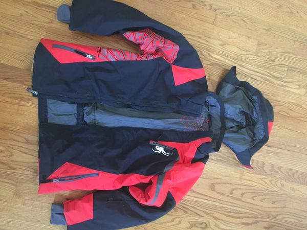 Spider skiing jacket Youth 20