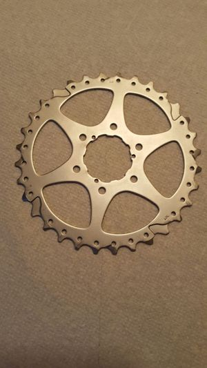 Shimano 38 Tooth Mountain Bike Chainring