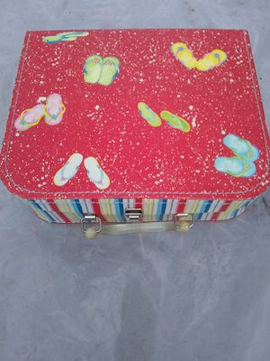 Kids box for doll clothes