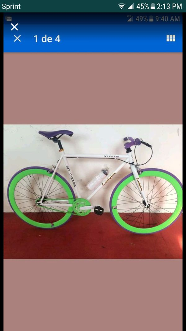 Brand new end the Box small size brand lexinton road bike 700c size ...