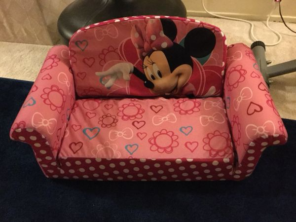 Minnie Mouse SofaBed Baby Kids in Palo Alto CA OfferUp