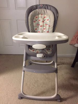 Inguenity trio 3 in 1 high chair