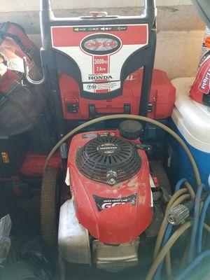 power wach honda 3000 psi