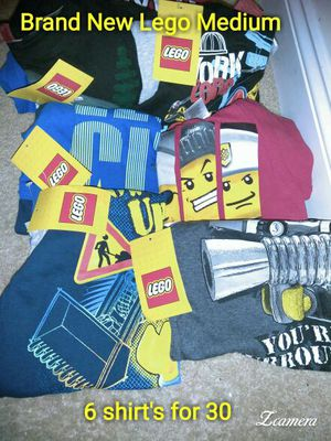 Lego boys long sleeve