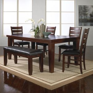 Brand New Beautiful Rustic Dining Set