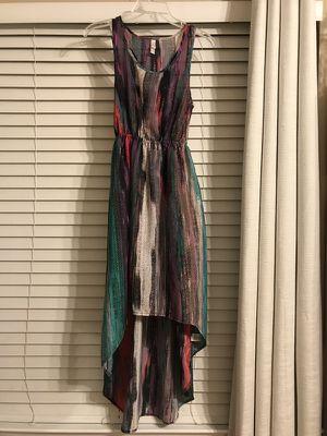 XS High/Low maxi dress!