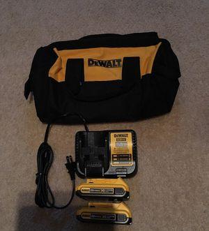 Dewalt 20volt batteries kit