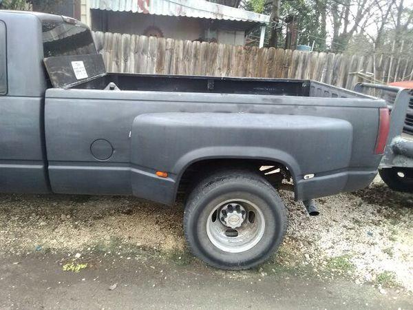 Auto Parts For Sale San Antonio Craigslist: GM 88-98 LWB Dually Bed (Auto Parts) In San Antonio, TX