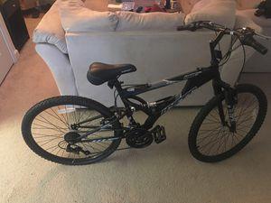 26'' Hyper Havoc Full suspension Mountain Bike Black