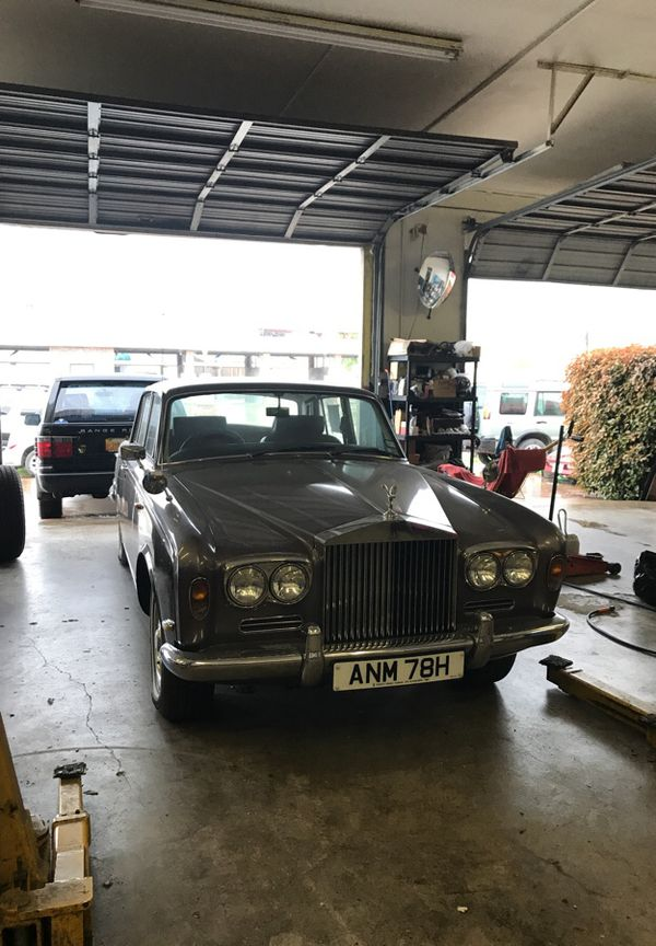 1969 Rolls Royce Silver Shadow -right hand steering (Cars & Trucks ...