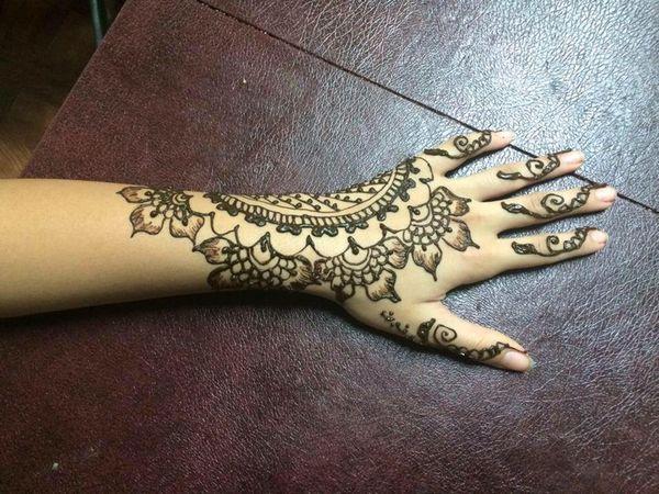 Henna Tattoo Jersey City Nj : Black henna tattoo sehnaaz beauty health in jersey city nj