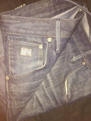 G-Star Raw Slim Fit Jeans Size 33/32