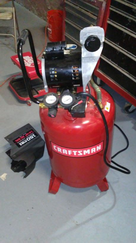 Craftsman air compressor for parts Tools Machinery in