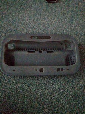 Wii U gamepad case, tight fit