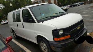 2007 Chevrolet express 1500 cargo van